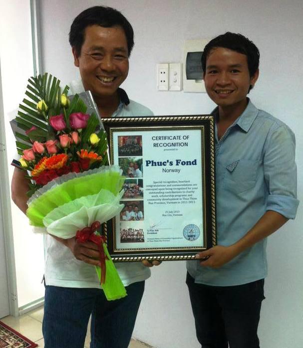 Phuc's Fond