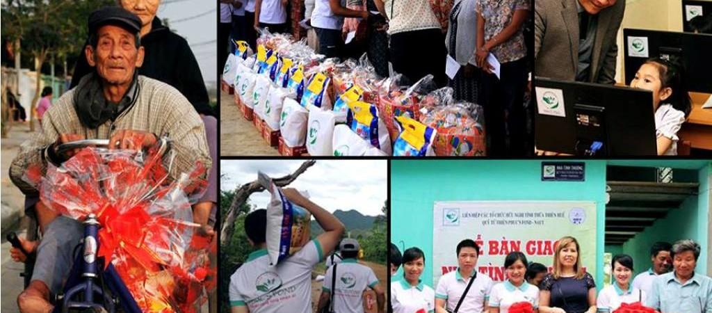 Qũy từ thiện Phuc's Fond